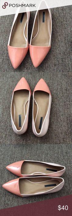 Zara Trafaluc Flat shoes size EU 38 Some lights scratch, scuff, very good condition Zara Trafaluc Shoes Flats & Loafers