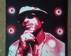 Legendhip hop artistrapperpop by AbstractGraffitiShop on Etsy