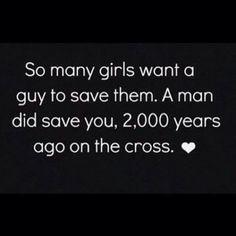 Jesus is our savior!