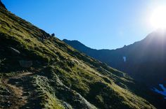https://flic.kr/p/fG6SST | (sun)rise 2 | Aufstieg zum Pitztaler Jöchl