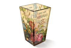 One Kings Lane - Favorites For The Vanity - Botanique Shannon Glass Vase