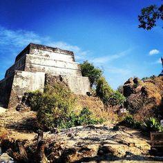 El Tepozteco, Tepoztlan setting in M.C. Tuggle's novella, Aztec Midnight -- TripAdvisor