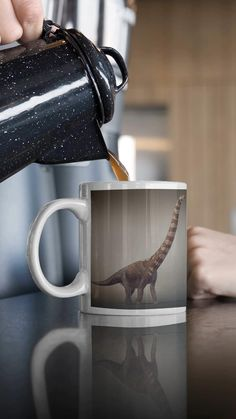• • • 30+ MUG DESIGNS AVAILABLE at Our Shop - www.dinosaurmerch.com • • •   Whether kids or adults - dinosaur coffee mug is a perfect gift for any dinosaur lover or Jurassic Park / Jurassic World fan! You are welcome to add your custom text to make even more unique and cool looking personalised dinosaur mug. 100+ best dinosaur birthday presents are available in the catalog. So be sure to check all awesome dinosaur gift ideas in our shop for any dinosaur fan.