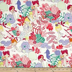 One+yard,+all+cotton,+freshly+cut+off+the+bolt,+44/45+inches+wide. Minimum+cut+is+.5+(half+yard) Alexander+Henry+designs+high+quality+quilting+weight+cotton+fabric+in+brights+and+pastels,+contempora...