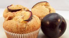 Apfel-Pflaumen-Muffins