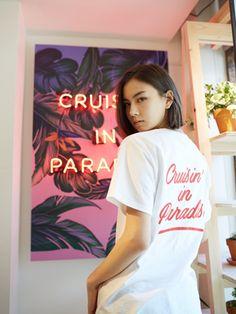Lauren Tsai   JAPANESE&HALF   Image Models 株式会社ボン イマージュ