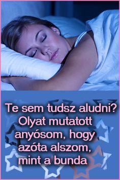 Ezt tedd a fejedre, és alszol, mint a bunda Nalu, Relax, Health, Diet, Health Care, Salud