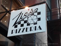 Tasty Tuesday: Zio's Pizza in Omaha AND Grilling Pizza @ Home ...