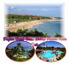 Informasi Lengkap Seputar Nama, Alamat dan Nomor Kontak Hotel Dekat Pantai Kuta Bali