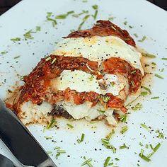A Reader Recipe: Pizza Fish Parmigiana