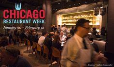 Chicago Restaurant Week: January 30 - February 12, 2015
