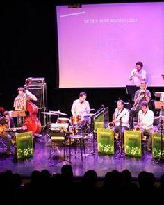 Soundscape Big Band (Foto: Vanessa Oliveira/Divulgação)