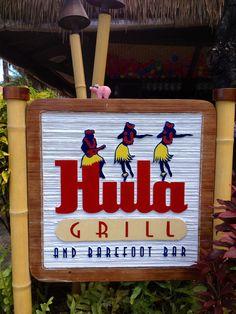 Hula Grill - Maui, Hawaii