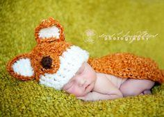 Newborn Crochet Hats Crochet Baby Hat Baby Hats by knoodleknits, $45.00