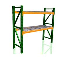 Specialists in New - Used & Refurbished  SJF Pallet Racks including other brands of pallet racks & pallet storage systems.