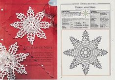 Only crochet patterns and designs: SNOWFLAKE COASTER