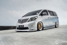 The Impeccable Family Van // Winston's Alphard on Rotiform Toyota Alphard, Toyota Hiace, Air Ride, Vans, Trucks, Vehicles, Motorhome, Cars, Truck