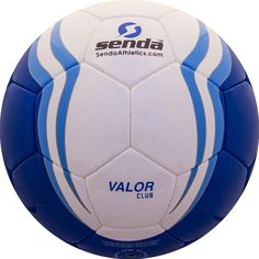 Valor Training Soccer Ball from Senda Athletics
