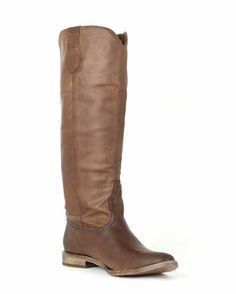 I have expensive taste in boots, so for now I am content to admire from afar, save up, and dream of wearing these on my feet.  Women's Chelsea Boot - Med Brown