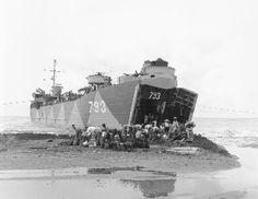 coast guard manned lsts landing ship tank