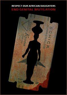 End Genital Mutilation http://www.maviyane.com