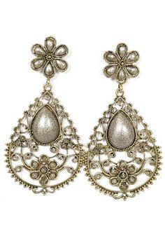 antique earrings love!