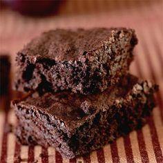 Fudggy Chocolate Brownies