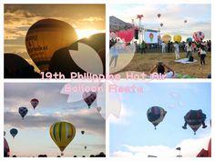 Manikang Hapon: 19th Philippine International Hot Air Balloon Fies...