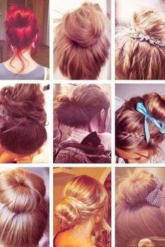 Attache cheveux
