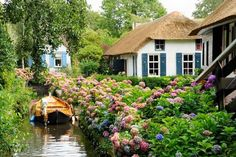 Weird and wonderful towns around the world