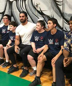 Seth con los Niños Dick27Ambrose