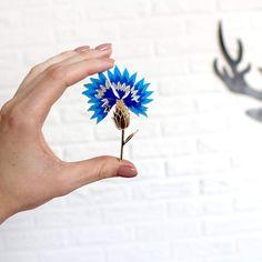 Brooch Сornflower - Laser Cut Сornflower - Сornflower Acrylic Brooch - Сornflower Jewelry - Plexiglas - Handmade - Barnaul by ALENAKOCHENKOVA on Etsy https://www.etsy.com/au/listing/503135204/brooch-sornflower-laser-cut-sornflower