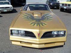 1978 Pontiac Firebird Trans AM For Sale photo by affclass
