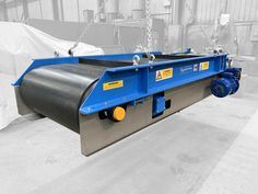 The new ElectroMax-Plus Overband Magnet. More magnetic power but lighter & more compact. Designed for mobile plant for the #recycling & #aggregate industries #overbandmagnet Recycling Plant, Lighter, Compact, Magnets, Industrial, Plants, Design, Industrial Music