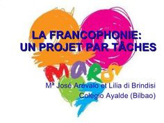 Francophonie by mariajose.arevalo via slideshare French Resources, Family Roots, Teaching French, French Stuff, Language, Culture, Education, School Stuff, Organize