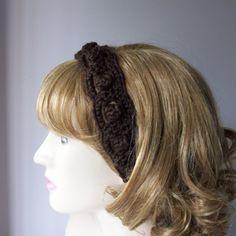 lots of different crochet headband tutorials
