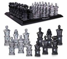 Jogue xadrez com a Liga da Justiça - Justice League Chess