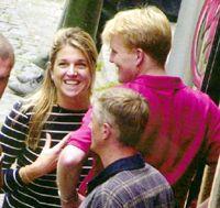 De Telegraaf-i [] De verloving van Willem-Alexander en Máxima