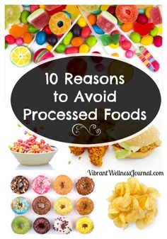 Unhealthy Food Ingredients to Avoid - The 10 Worst! | We ...