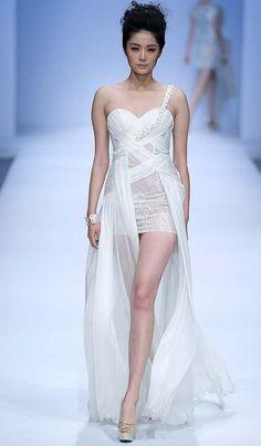 Zhang Jingjing Haute Couture 2014 Spring/Summer collection