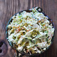 Menu Wędrowca Starego i nie tylko.: Coleslaw z młodej kapusty Coleslaw, Potato Salad, Cabbage, Menu, Potatoes, Cooking Recipes, Diet, Vegetables, Ethnic Recipes