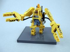The Power Loader from Aliens | Flickr - Photo Sharing!