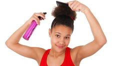 12 Natural Hair Hacks for Textures 4a-c: Some days our hair is completely compliant, gorgeous, and controlled some days it ain't. Here are a few hacks that are effective, inexpensive, quick and will help get your hair back under control.