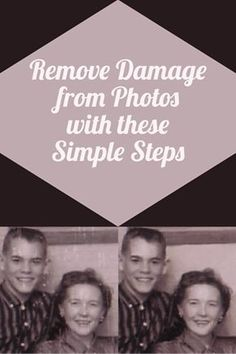 Remove Damage from Photos with These Simple Steps - Online Photo Editing - Online photo edit platform. - Remove Damage from Photos with These Simple Steps