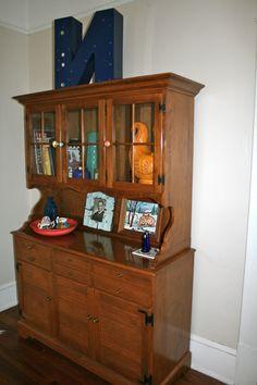 My 1960u0027s Ethan Allen All Maple Buffet
