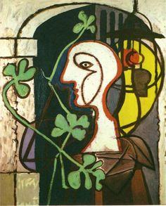 A lamp, 1931  Pablo Picasso