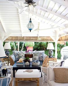 Stuart Membery's bungalow in Bali embraces colonial plantation, Hamptons style and Caribbean cool