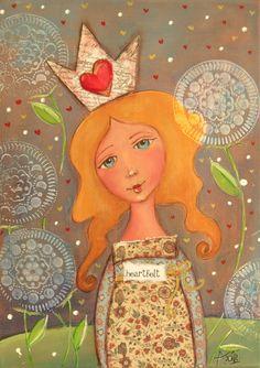 Art by Ansu Studio Art, Art Studios, Mixed Media Art, Paper Art, Disney Characters, Fictional Characters, Aurora Sleeping Beauty, Scrapbook, Disney Princess