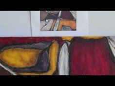 ▶ Encaustic Painting Workshop with Ellen Koment - YouTube