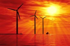 Denmark set a new world record for wind power in 2014 | Inhabitat - Sustainable Design Innovation, Eco Architecture, Green Building